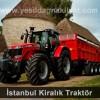 İstanbul Traktör Kiralama