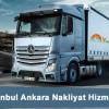 İstanbul Ankara Nakliyat Ambarı