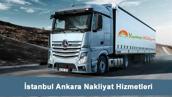 İstanbul Ankara Nakliyat Ambarı Resim 1