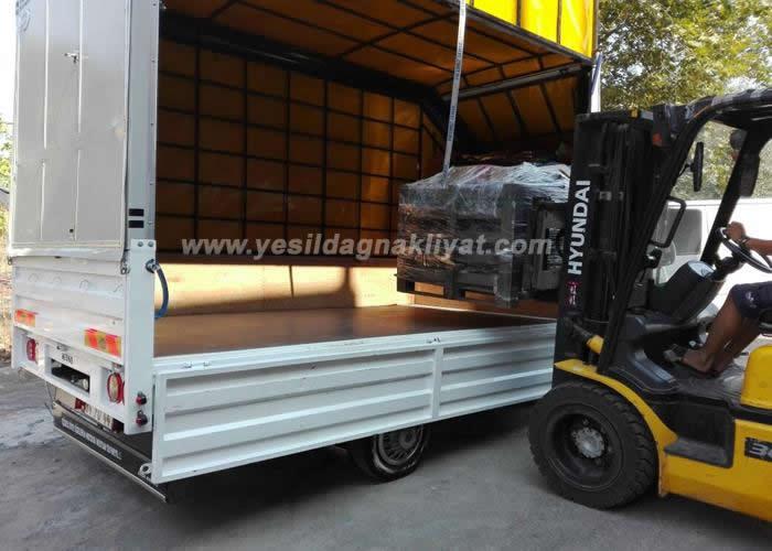 Zeytinburnu Yük Taşıma hizmetimiz ile yüklerinizi kamyon ve kamyonet nakliyat araçlarımız ile taşımaktayız.