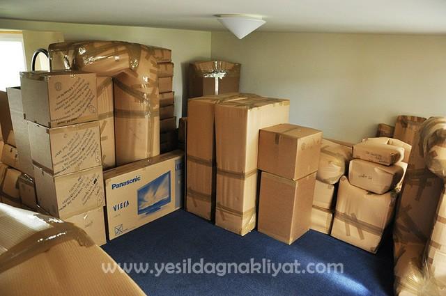 Bayrampaşa eşya taşıma hizmetimiz ile eşyalarınızı paketleyerek koruma altına almaktayız.