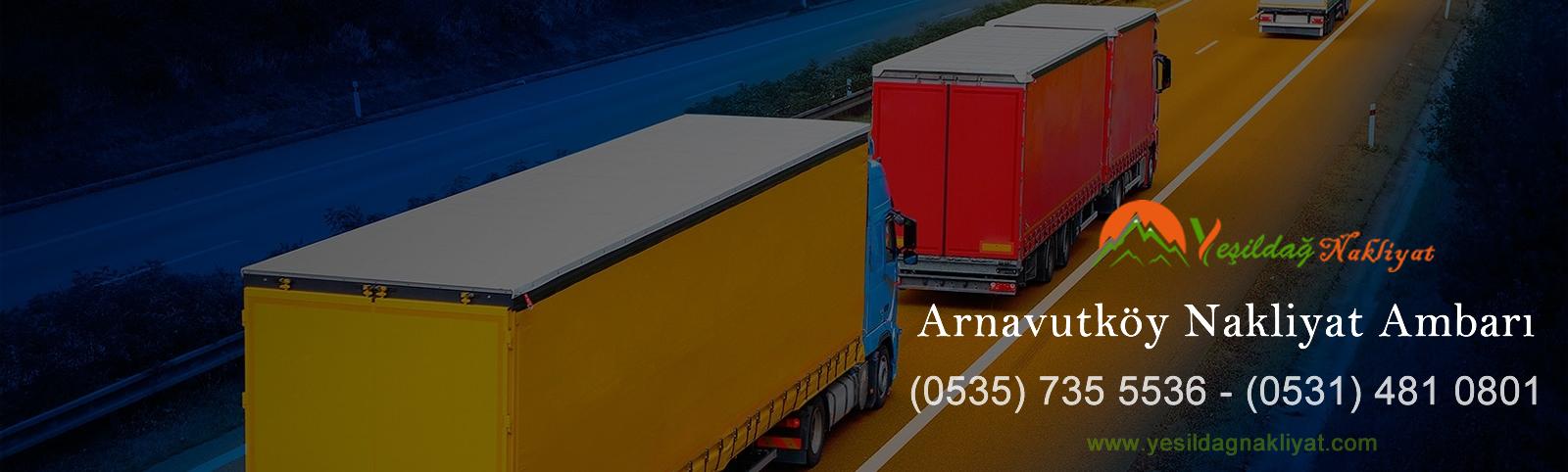 Arnavutköy Ankara Nakliyat Ambarı Firması