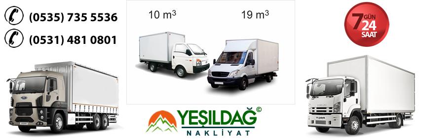 İstanbul Ankara Yük ve Eşya Nakliye Hizmeti