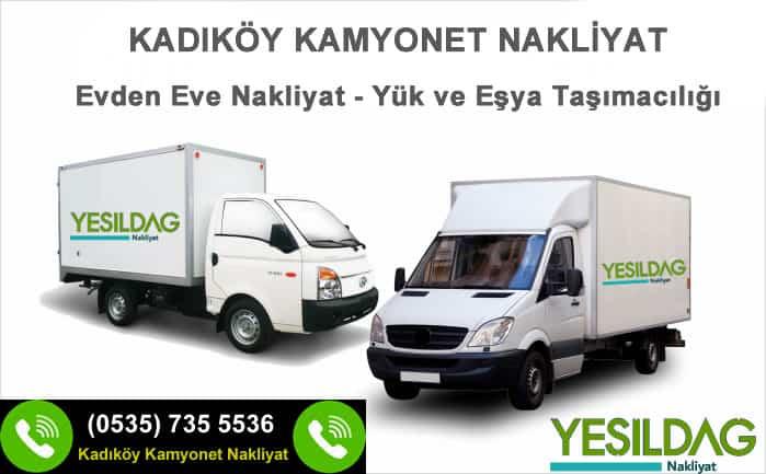 Kadıköy Kamyonet Nakliyat, Kadıköy En Yakın Kamyonet Nakliyat Aracı, Kadıköy Kamyonet Nakliyat Fiyatı, Anadolu Yakası Kamyonet