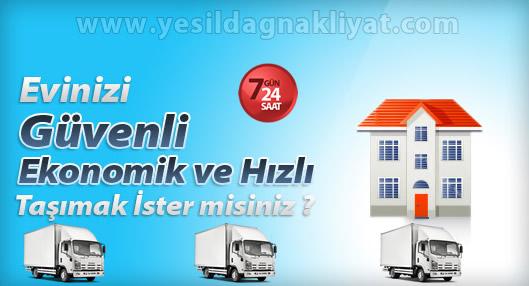 Ataşehir Ev Taşıma Firması - Ev Nakliyesi
