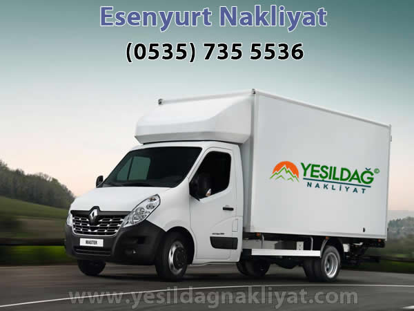 Esenyurt Nakliyat, Esenyurt Taşımacılık Şirketi, Esenyurt Nakliyat Aracı