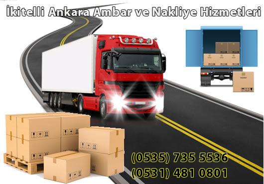 İstanbul İkitelli Ankara Ambar Firması, İkitelli Ankara Nakliye