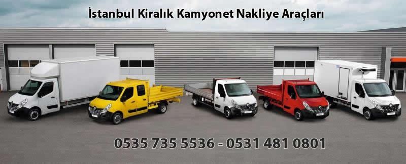 İstanbul Kiralık Kamyonet Araçları, Kamyonet Nakliye Aracı Kiralamak İstiyorum, Kiralık Kamyonet Nakliye Firması