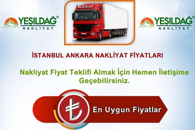İstanbul Ankara Nakliyat Fiyatlarını Diğer Taşımacılık Firmaları Arasında İndirimli Olarak Vatandaşlarına Sunmaktadır.