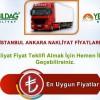 İstanbul Ankara Nakliyat Fiyatları