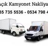 Bakırköy Kamyonet Nakliyat