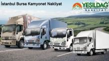 İstanbul Bursa Kamyonet Nakliyat