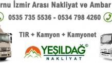 Zeytinburnu İzmir Nakliyat Ambarı