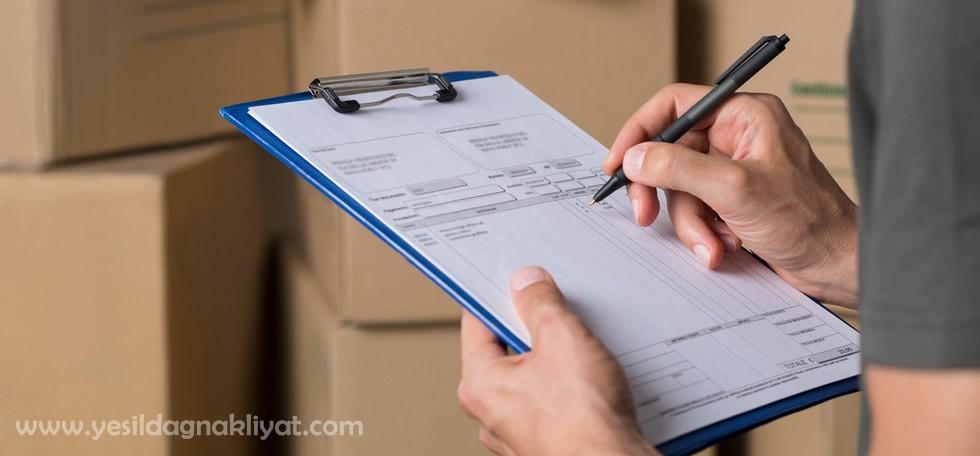 Göztepe Ofis Taşıma hizmetimizde sigorta şarttır. Sigorta sözleşmesi yaparak eşyalarınızı güvence altına almaktayız.