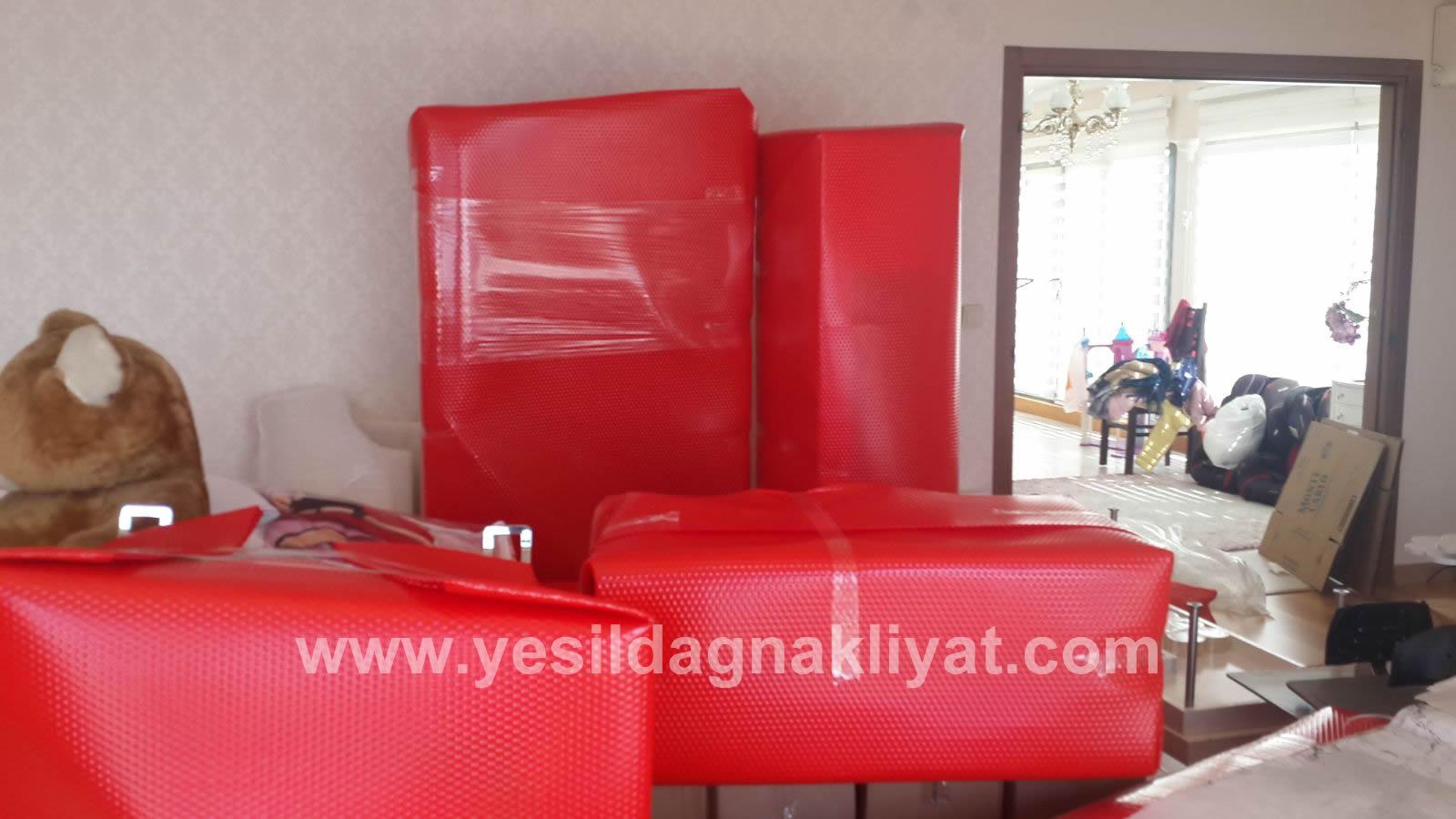 İstanbul Evden Eve Taşımacılık Fiyatları