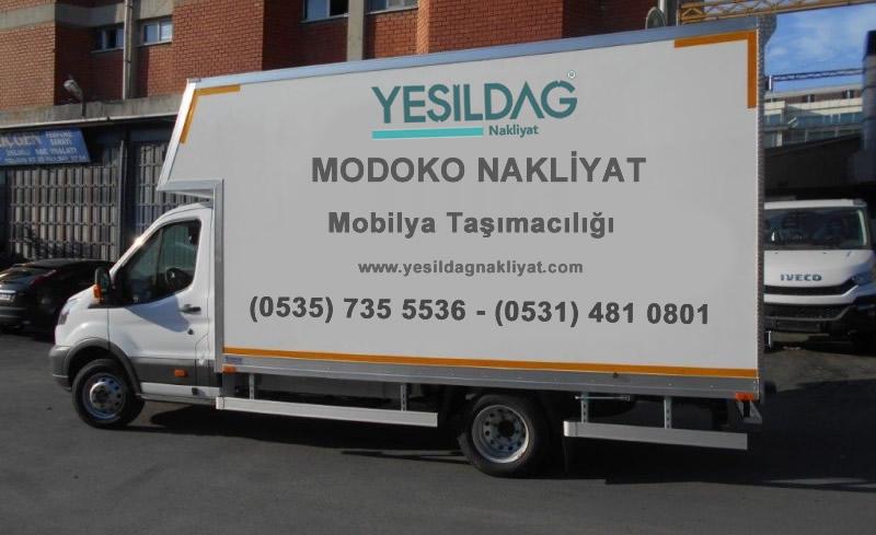 Modoko Nakliyat Aracı, Modoko Mobilya Taşıma Aracı, Modoko Nakliye Aracı