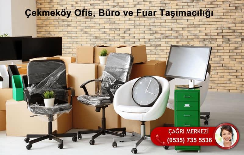 Çekmeköy Ofis Büro Fuar Taşımacılığı, Çekmeköy Kurumsal Taşımacılık