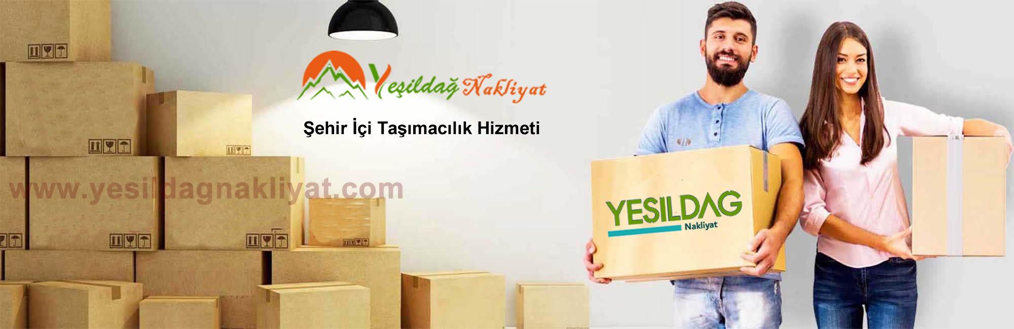 İstanbul Şehir İçi Taşımacılık, Şehir İçi Evden Eve Nakliyat