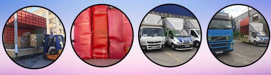 Sultanbeyli Nakliyat - Taşımacılık Hizmetleri Gerçekleştirilirken