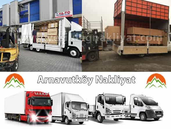 Arnavutköy Nakliyat Firması Olarak Nakliye İhtiyaçlarınıza Hızlı, Güvenli ve Uygun Nakliye Araçları İle Hizmet Sunmaktadır.