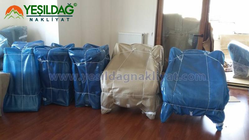 Bayrampaşa Kamyonet Eşya Taşımacılığı, Kamyonet İle Paketlemeli Ev Nakliyesi