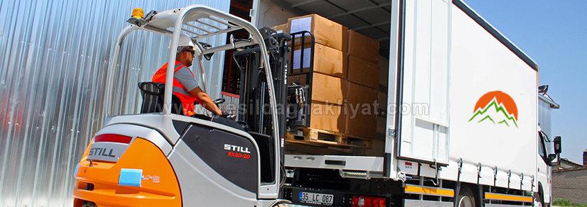 İstanbul Ankara Parsiyel Taşımacılık Firması Olarka Parsiyel Yük ve Eşyalarınızın Sevkini Ankara'ya Gerçekleştirmektedir.