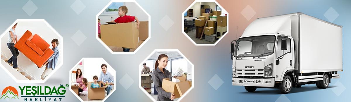 Bostancı Nakliyat Firması, Bostancı Güvenli ve Kaliteli Taşımacılık Hizmetleri