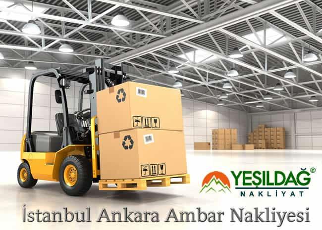 İstanbul Ankara Ambar Taşımacılığı, istanbul Ankara Şehirler Arası Nakliye Ambarı Firması