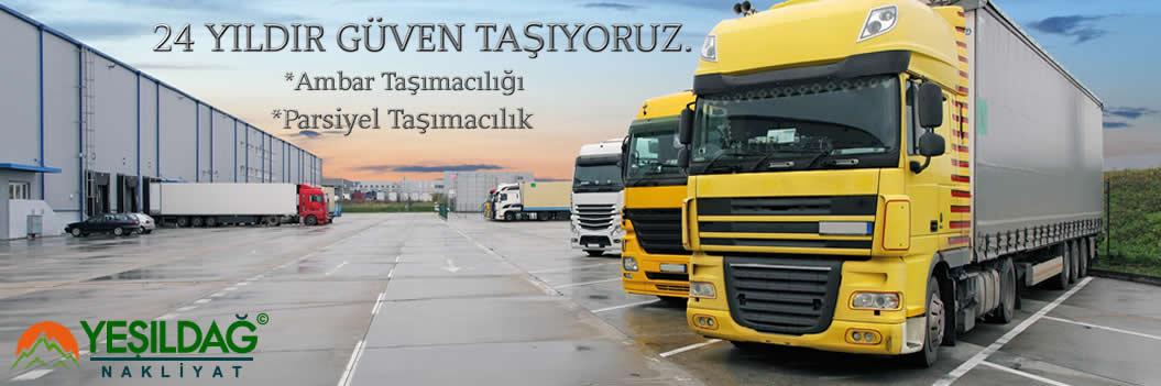 İstanbul Ankara Ambarı Olarak 24 Yıldır İstanbul'dan Ankara'ya Ambar Taşımacılığı Hizmeti Gerçekleştiriyoruz.
