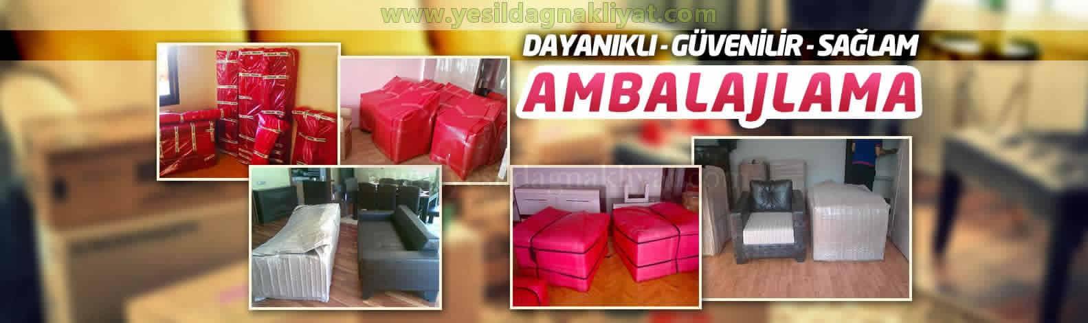 İstanbul Bursa Evden Eve Nakliyat Hizmeti
