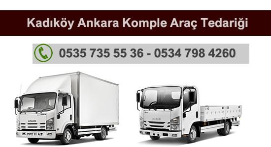 Kadıköy Ankara Nakliyat Ambarı Araçları - Resim 2