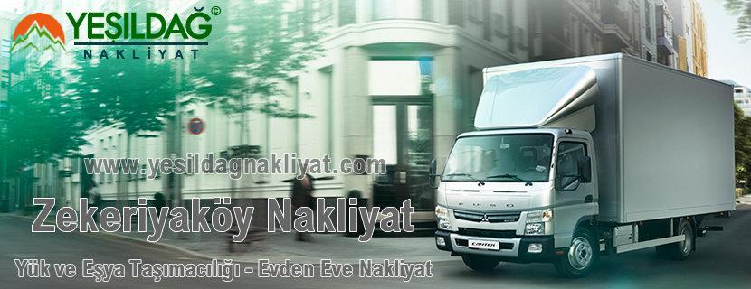 Zekeriyaköy Nakliyat